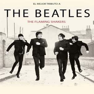 The Flaming Shakers homenajean a The Beatles en Valladolid