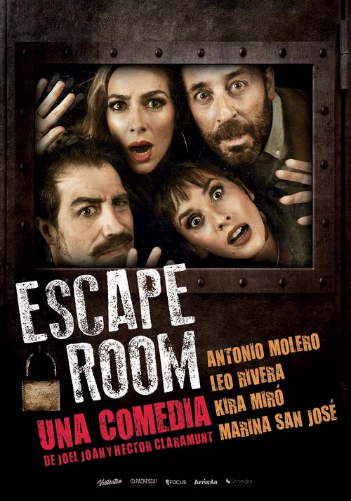 'Escape Room', en el Teatro Carrión en Valladolid